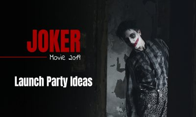 Joker launch party ideas.