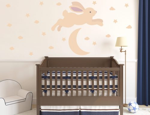 Top 10 Wall Decals for Baby Rooms: Nursery Decorating Ideas