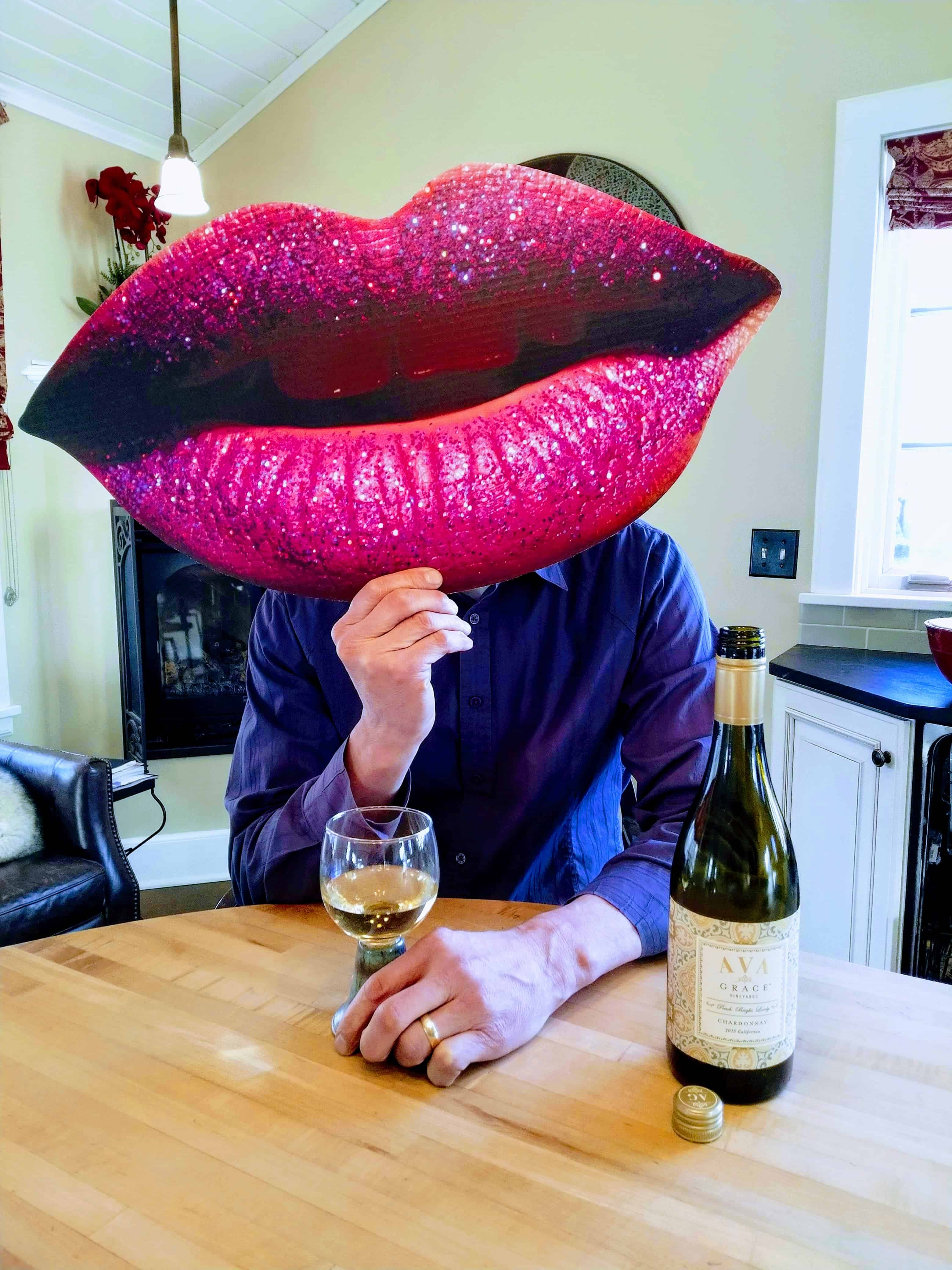 Pucker Up Themed Party