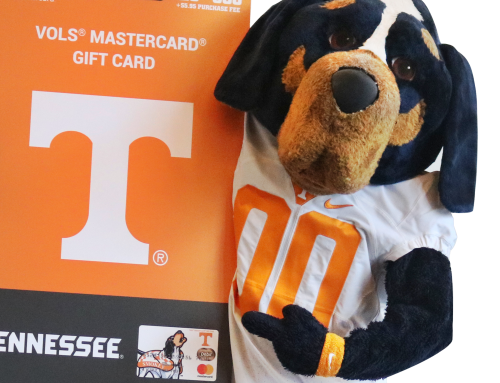 Customer Spotlight: University Fan Cards