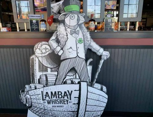 Customer Spotlight: Lambay Whiskey