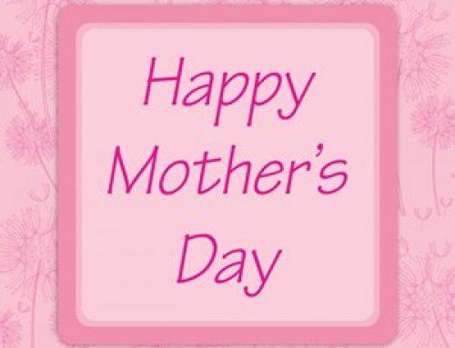Fun Mother's Day Cardboard Cutout Ideas