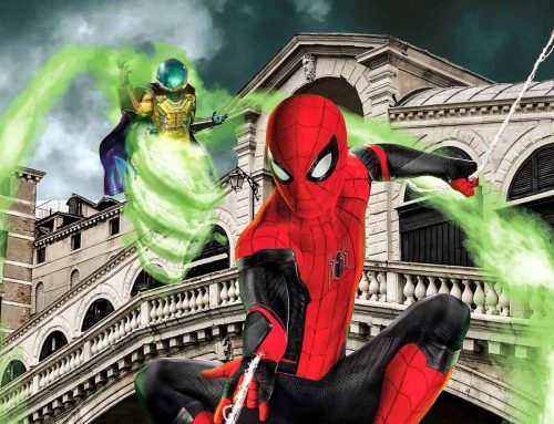 """Spiderman: Far From Home"" Superheroes and Villains Cutouts"