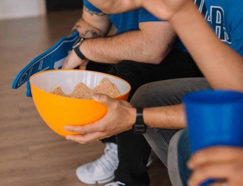 Super Bowl Party Food, Games & Decorations Ideas