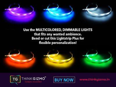 LED light strips for TikTok.