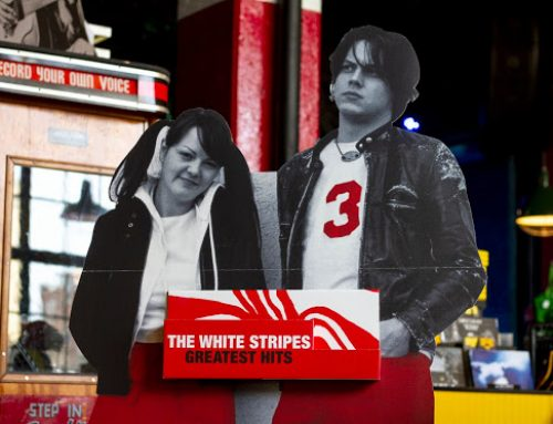 Customer Spotlight: Third Man Records – The White Stripes Greatest Hits