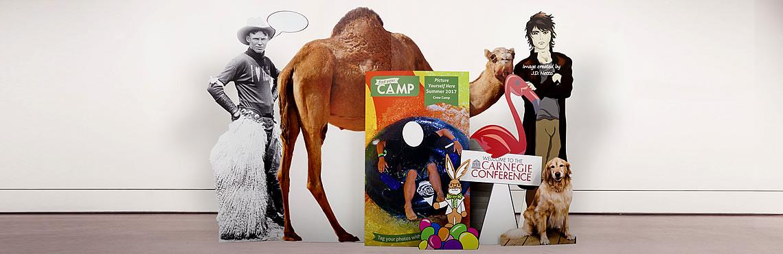 Alex Gaskarth Standee. Casual Cardboard Cutout lifesize