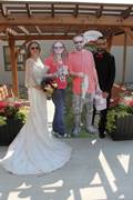 Wedding Cardboard Cutout