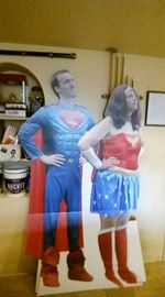Super Wedding Cutout